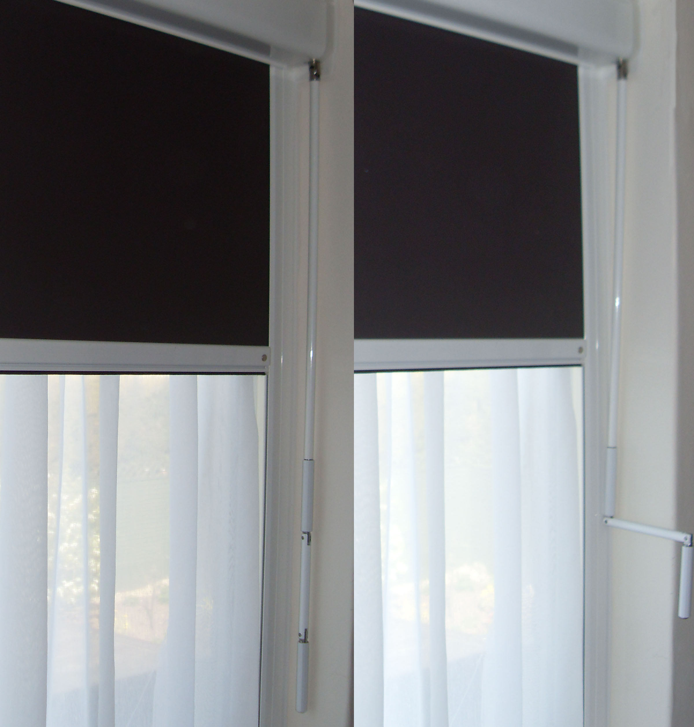 Cassetted Roller Blinds Highline Blinds
